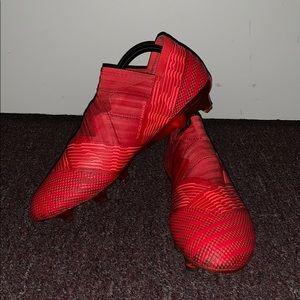 COPY - Adidas Nemeziz 17+ All Red Size 10